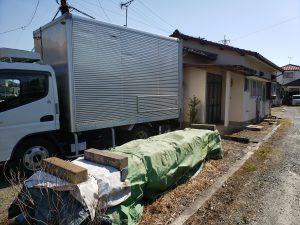 大牟田市から大木町へのお引越し