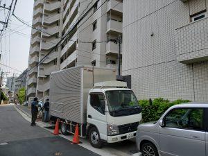福岡市から大川市への引越し写真