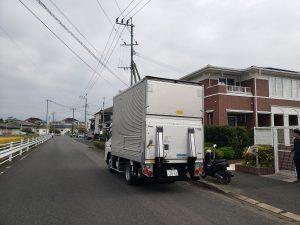 佐賀県から福岡市への引越し