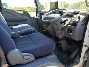 運転席横の写真