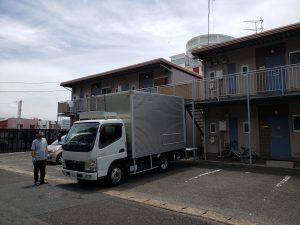 佐賀市引越し元の写真