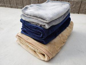 毛布の写真